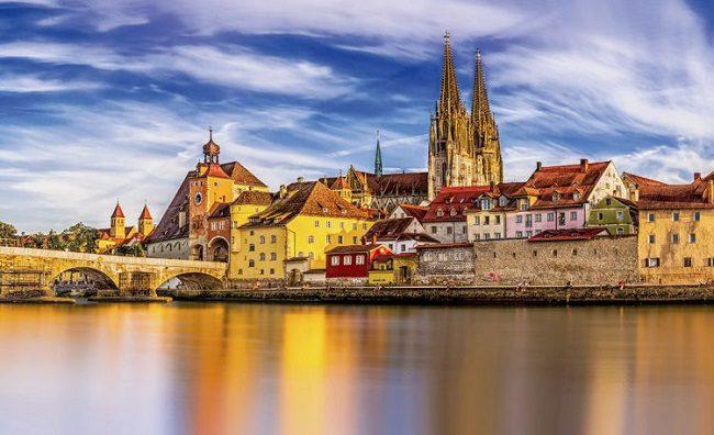 Hành Trình Khám Phá Regensburg - Thành Phố Tuyệt Đẹp của Đức